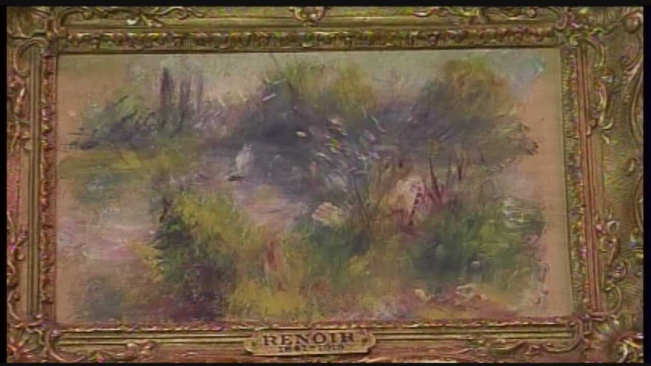 BMA to get Renoir painting back