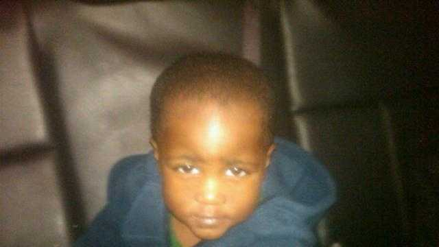 Boy who was found by himself