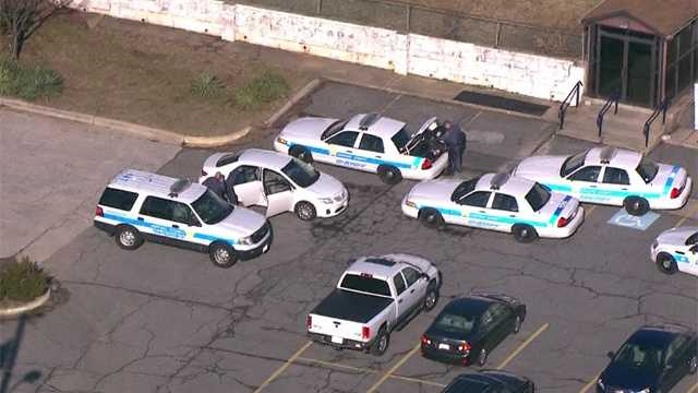 Harford County police chase ends in Perry Hall