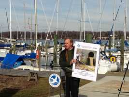 Jan. 20: The Chesapeake Bay Foundation holds a news conference on storm runoff.