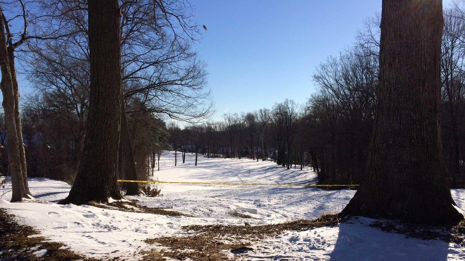 body found on golf course