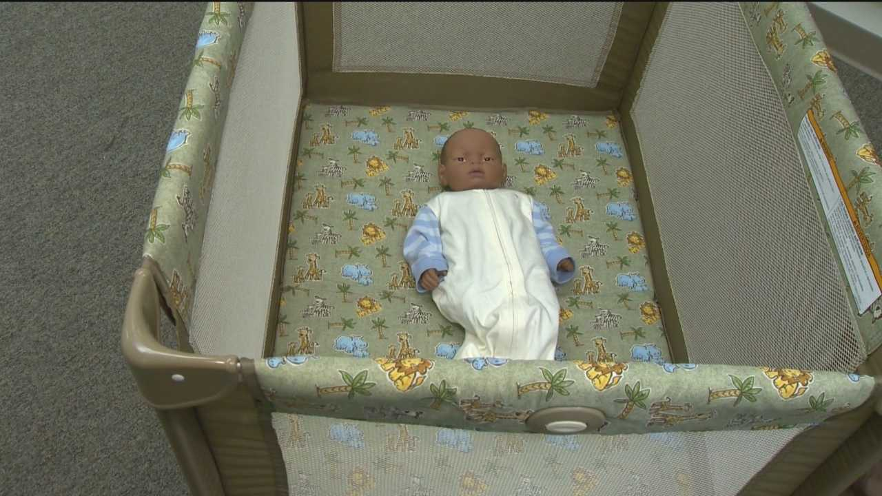 Doctors advise parents of safety tips with infants