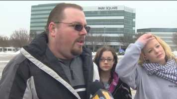Witnesses recounted the circumstances surrounding the Columbia Mall shooting and their reactions to the events as they unfolded.
