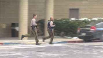 Officials said officers were on the scene within minutes of receiving 911 calls about a shooting at the Columbia Mall.