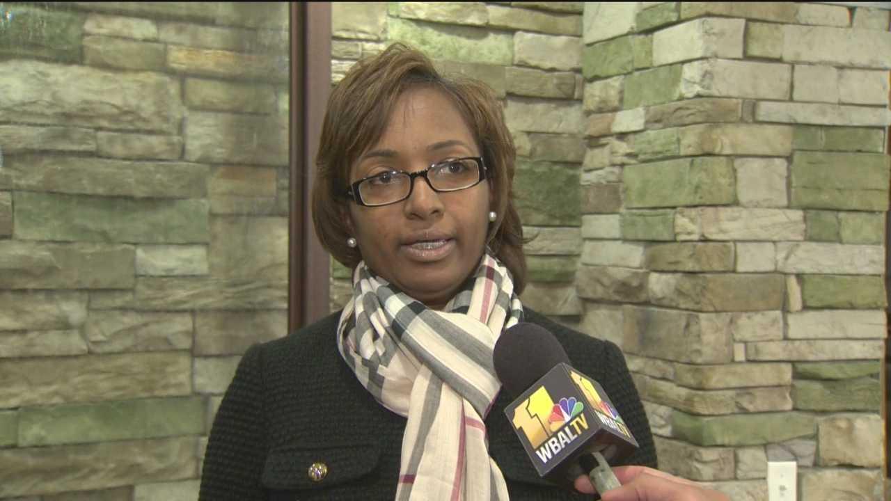 Mall shooting witness Gina Ellis