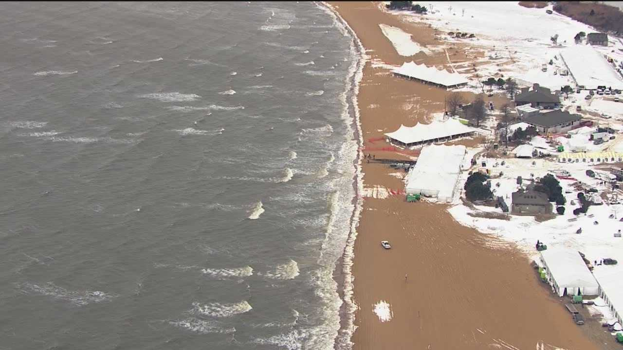 Polar Bear Plunge tentatively rescheduled for March