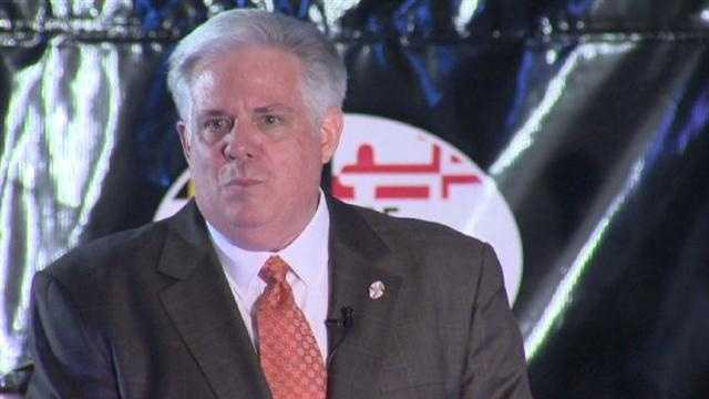 GOP Larry Hogan, running for gov