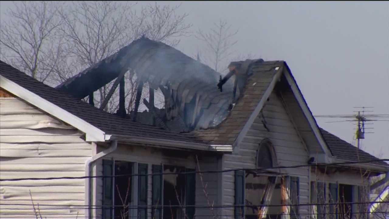 Essex house fire under investigation