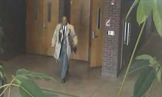 The Towson University Police Department is warning people to be on the lookout for a credit card thief.