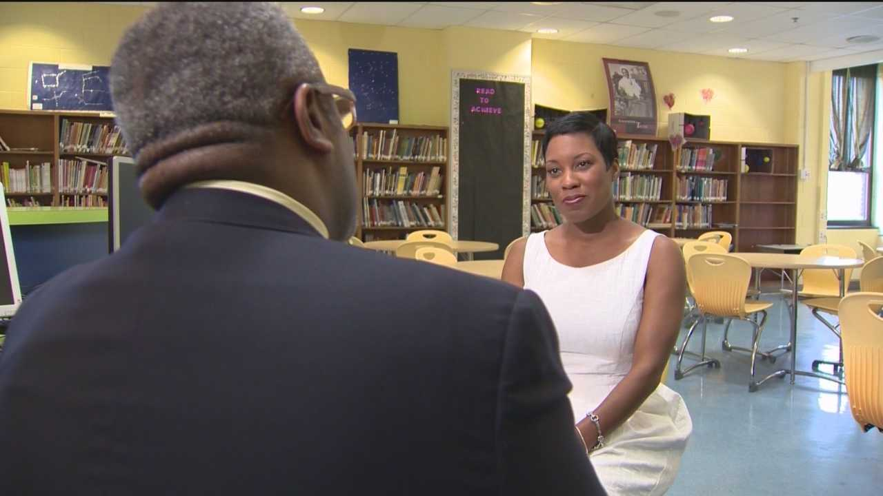 Who will be Baltimore's next schools CEO?