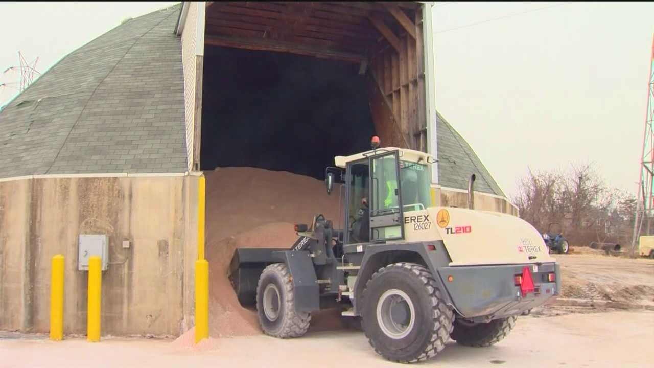 BGE, city officials prep for incoming storm