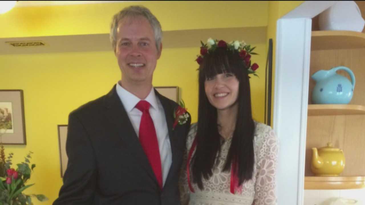 Valentine's Day wedding gets change of venue