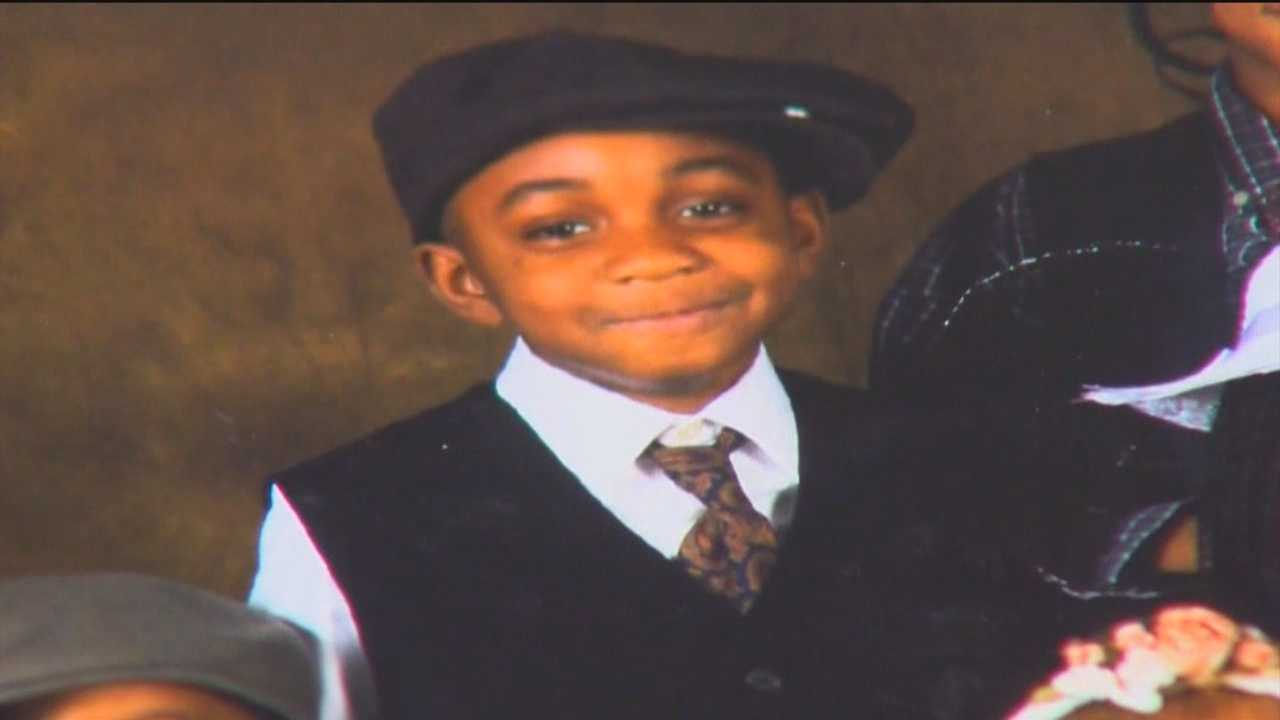 Troy Douglas, 8, was killed after a massive fire and possible explosion at an east Baltimore rowhome that also injured three people, officials said.