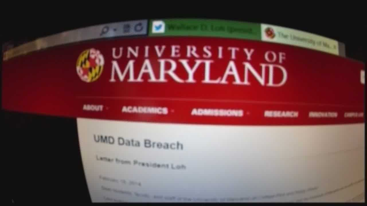 UMd. database containing personal info breached
