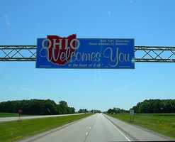 1,580 moved to Ohio.The top three counties that gained residents were Montgomery, Butler and Franklin.