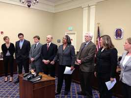 Feb. 28: Lawmakers hold a press conference about medical marijuana.