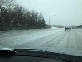 Veterans Highway in Anne Arundel County