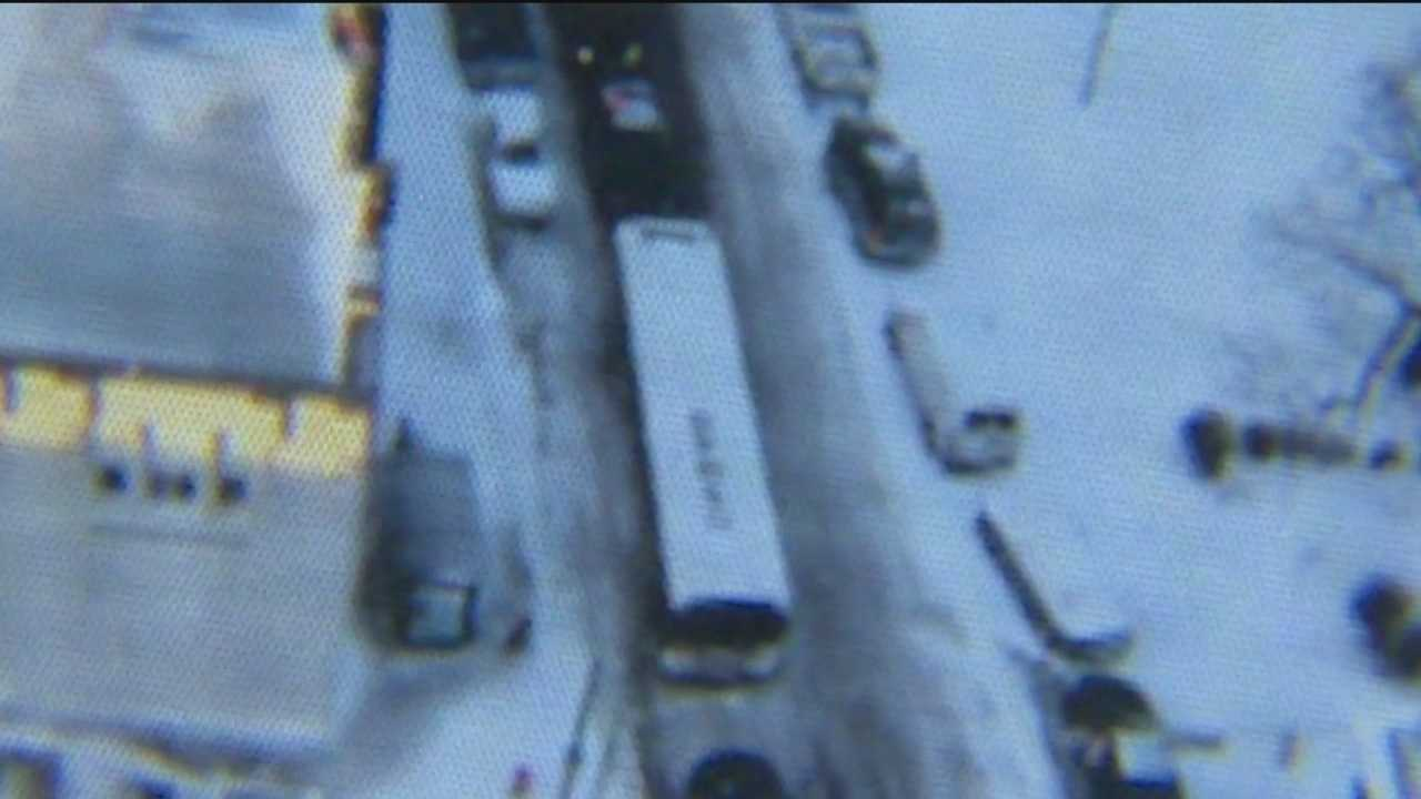 img-Man dies in MTA police custody after bus incident