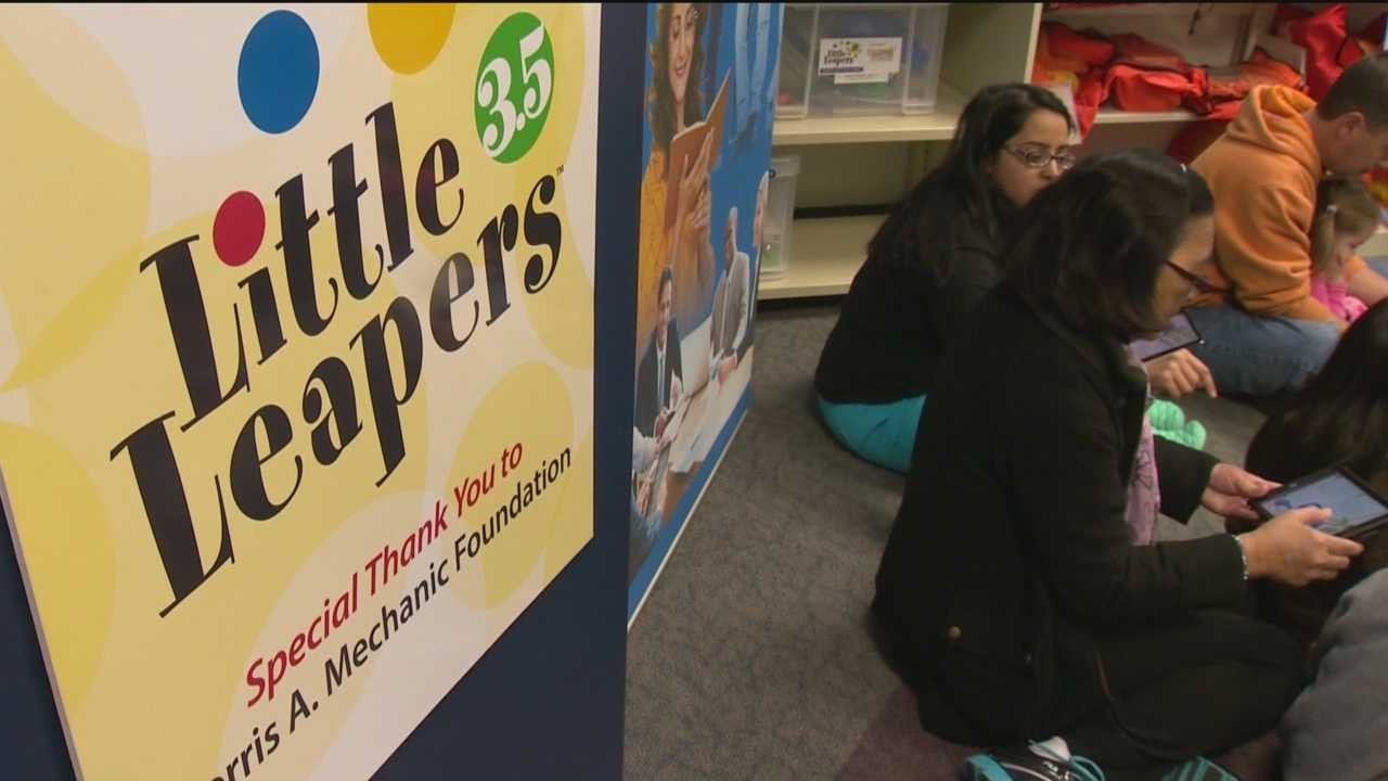 iPads help kids bridge digital literacy divide at Harford County library