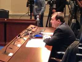 March 10: Delegate Kirill Reznik testifies on his reparations bill.