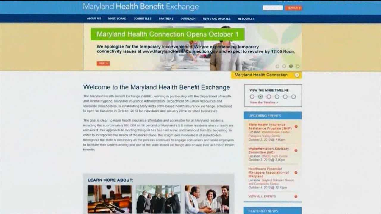 Feds investigate Md. Health Care Exchange website