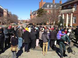 March 13: Pot rally Annapolis
