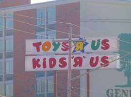 "Jason's first job was in retail sales at Kids ""R"" Us."