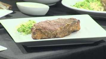 Jason's favorite food is steak.