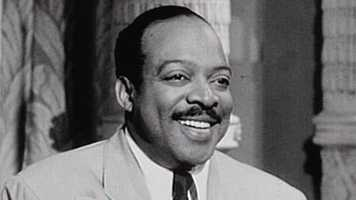 "Jason, put your iTunes on shuffle and tell us the first song that comes up: Count Basie's ""April In Paris."" Cool!"