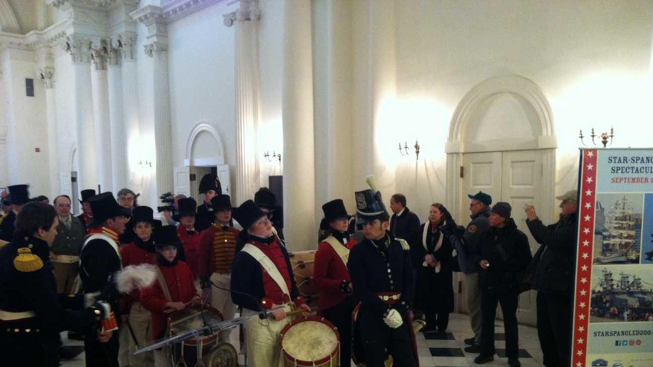 Maryland Day band