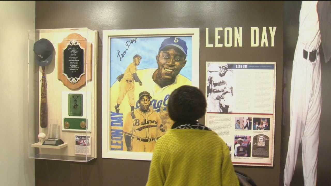 Negro League Museum links visitors to baseball history