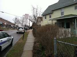 City police are investigating a double shooting that injured two people.