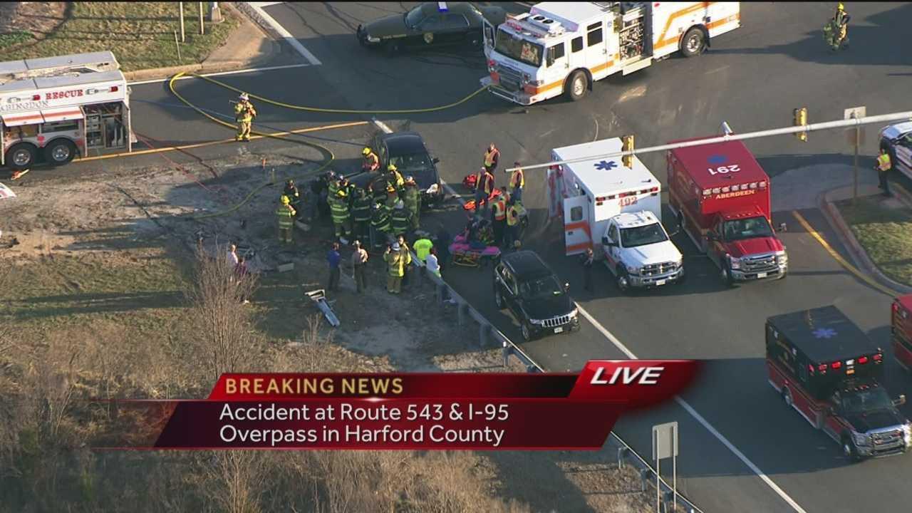 Route 543 crash