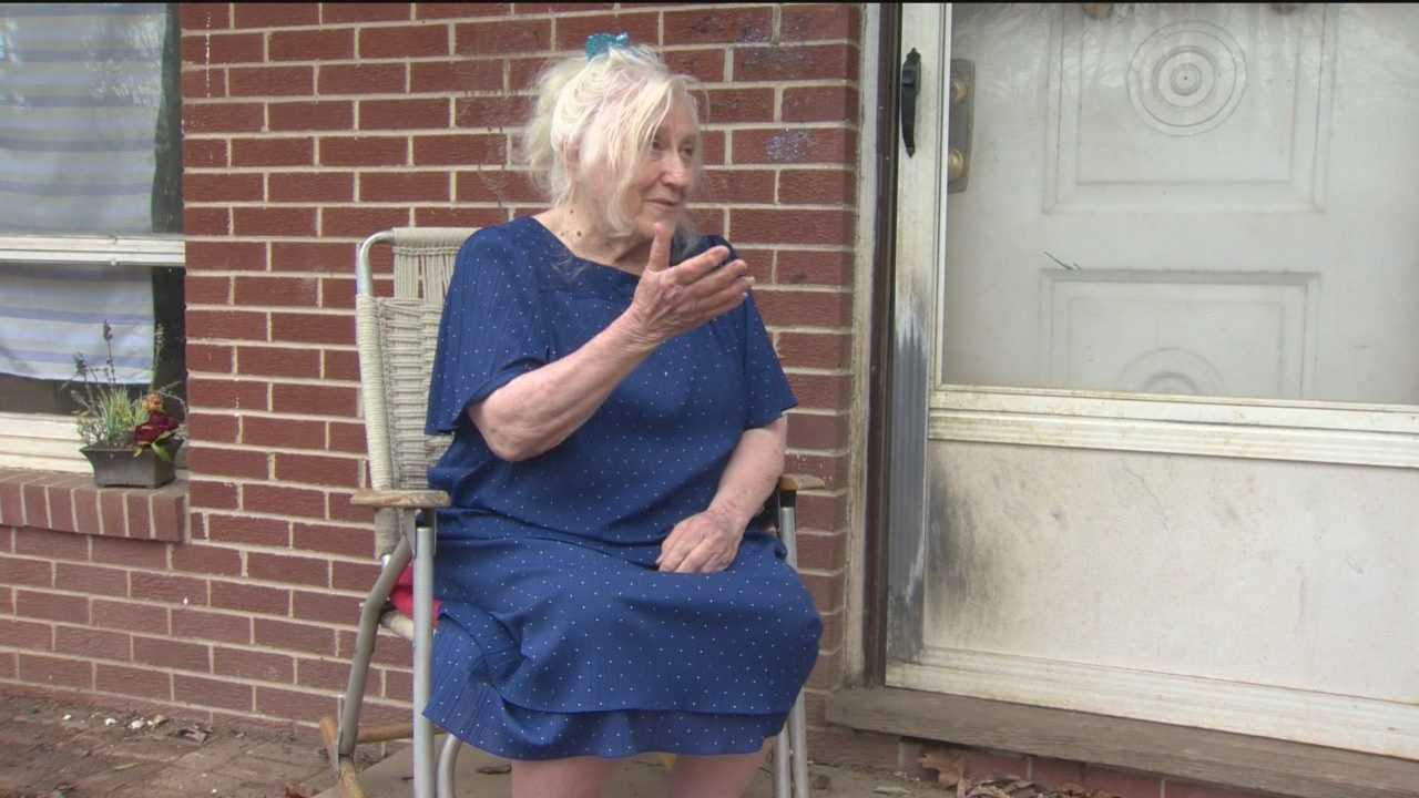 Jailed grandma embarrassed, nervous for court
