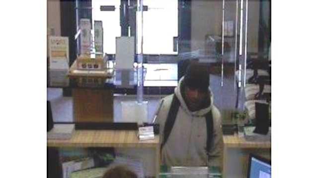 Severn bank robbery surveillance