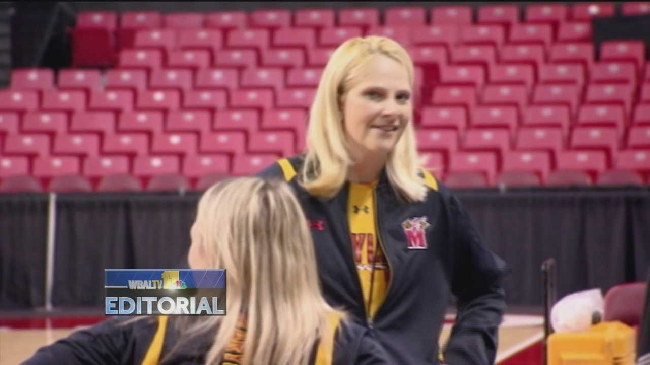 Editorial: Kudos to the Maryland women's basketball team
