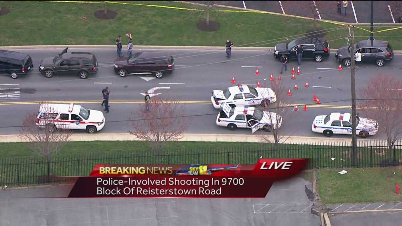 Owings Mills shooting