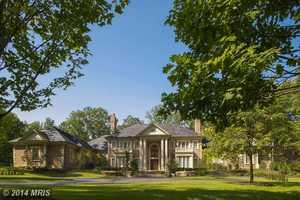 For $6.5 million one could own this Baltimore estate.