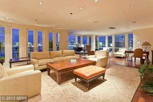 The six-bedroom home also has state-of-the-art systems and smart house technology.