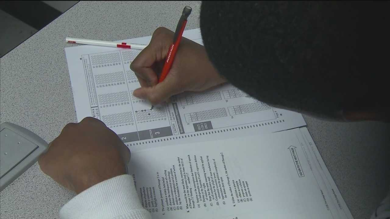 Local students to take redesigned SAT in 2016