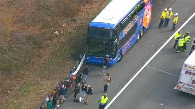 I-95 bus crash