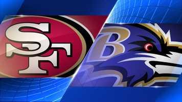 Preseason:Thurs., Aug. 7 vs. San Francisco - 7:30 p.m. (WBAL-TV)