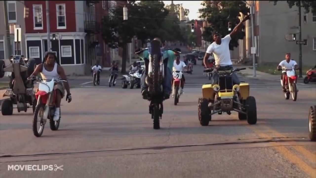 Teen injured in police-pursued dirt bike incident