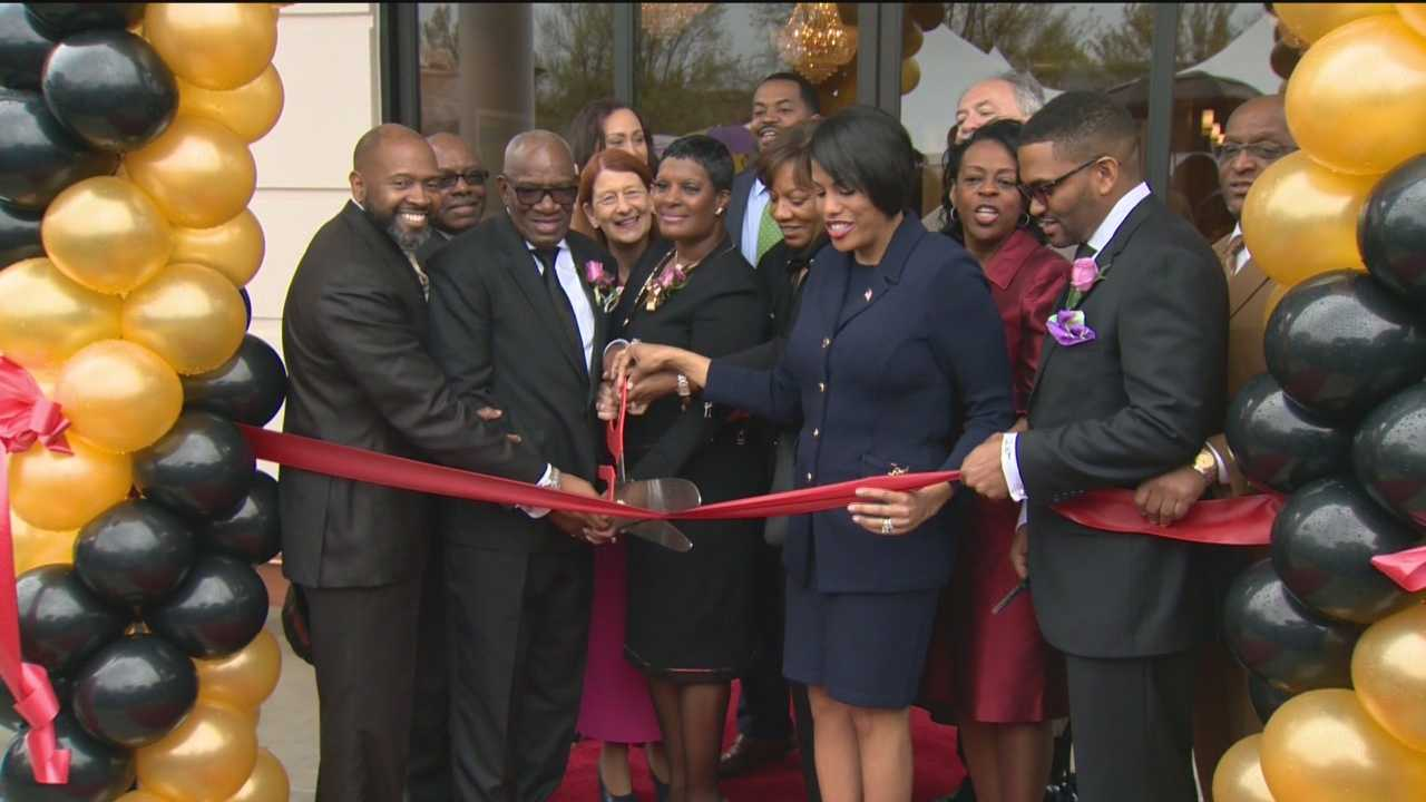 Harlem Park celebrates opening of funeral home