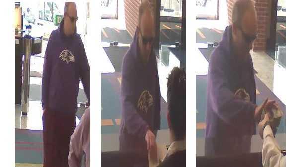 TD Bank robbery in Glen Burnie