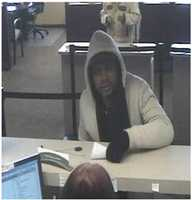 Surveillance photo from the Wells Fargo, 860 North Rolling Road, Catonsville, March 14