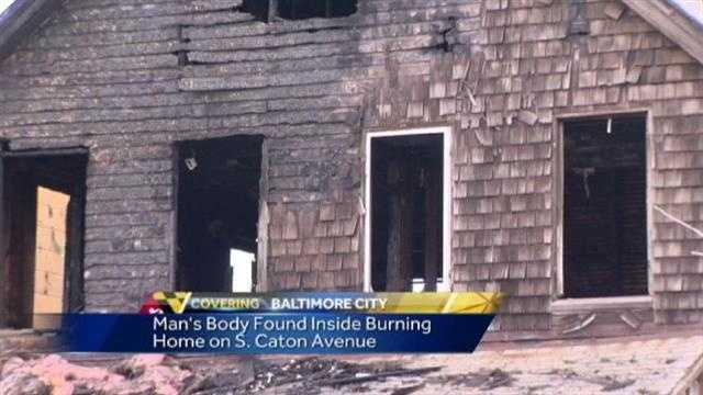 Caton Avenue fire