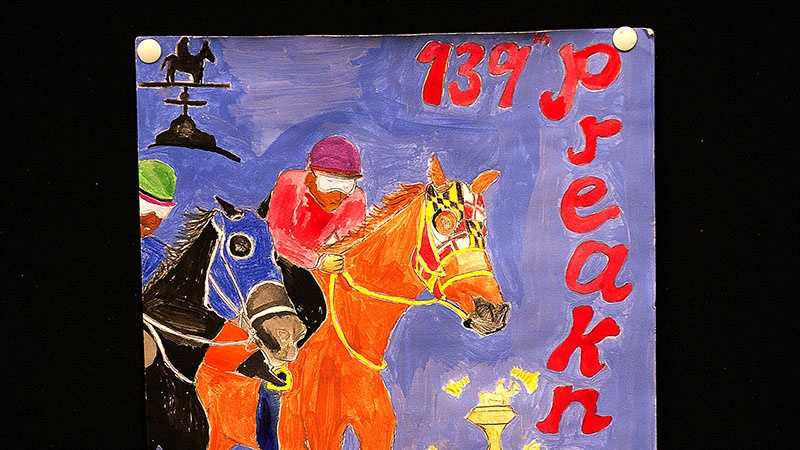 Preakness Portraits Youth Art Contest
