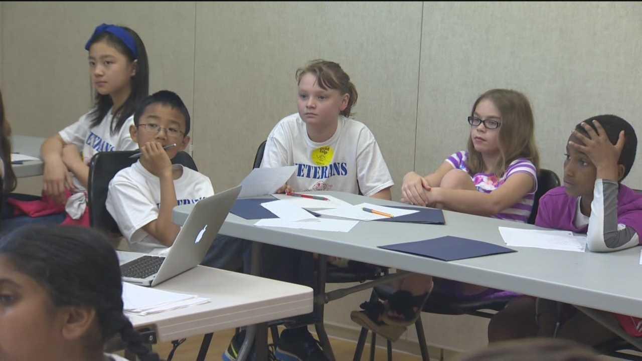 Howard County growing leaders early