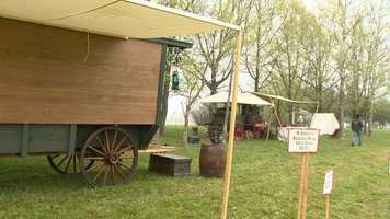 Families looking for something to do this Mother's Day weekend can take their children back in time to see what the Wild West was like.